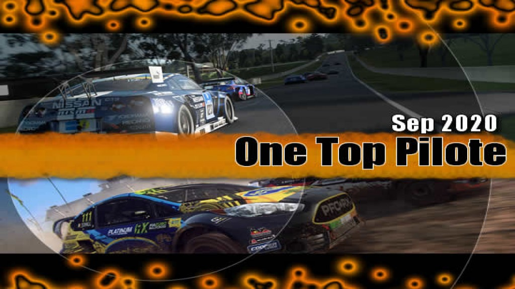 One Top Pilote - championnat GT