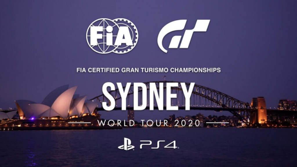 World Tour 2020 - Nations Cup - Sydney (esport.granturismo-fr.com)