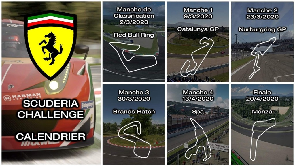 Scuderia Challenge by MaZx GaminG  - championnat GT