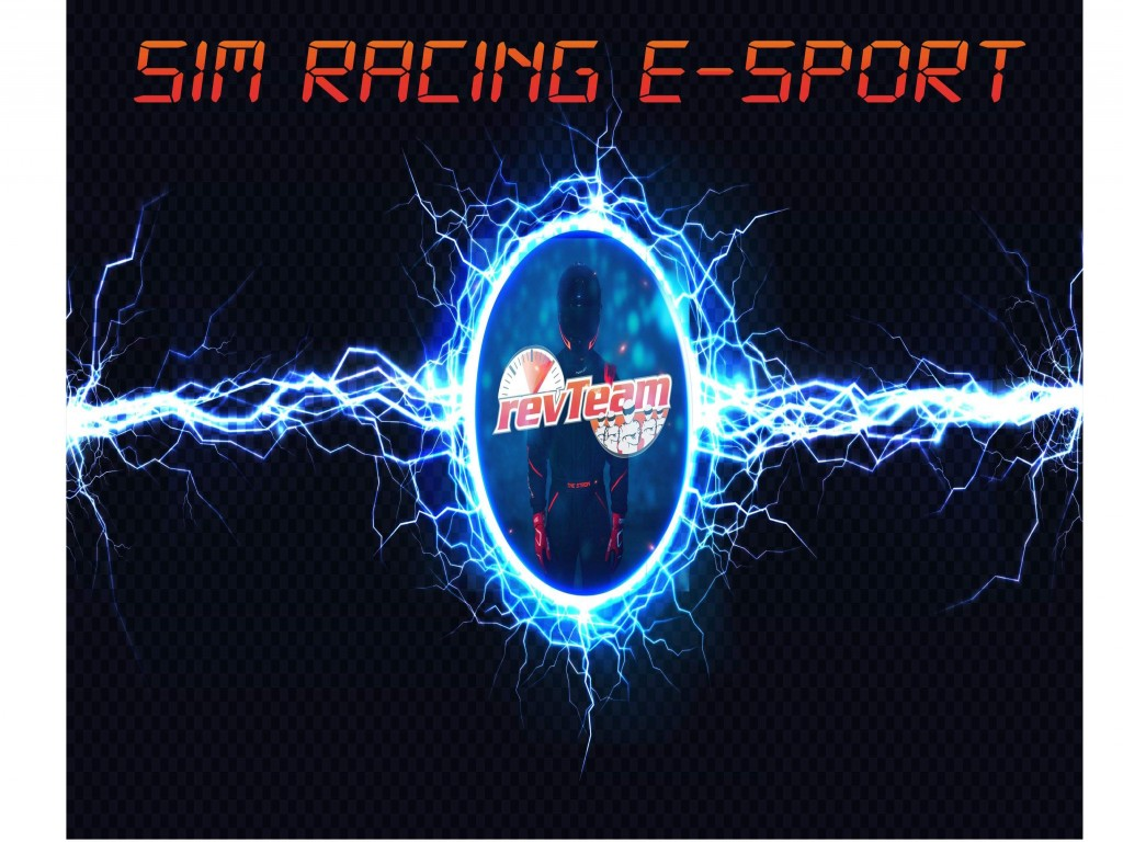 REVTEAM SIM RACING E-SPORT - team gran turismo